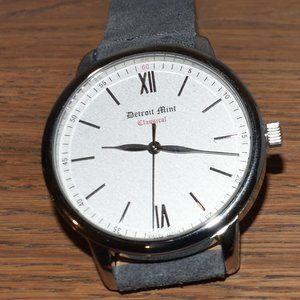 Detroit Mint Watch
